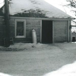 Old Lang Milk Shed 1965