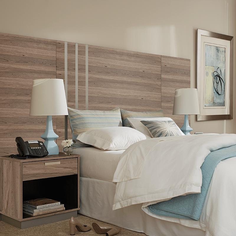 lang transitional hotel furniture Marine Salt Oak