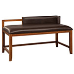 Truly Yours Luggage Bench