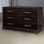 NODA 6-Drawer Dresser