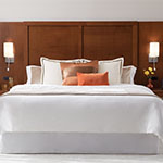 Truly Yours Headboard with Wall Guards
