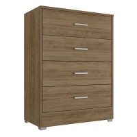 St. Croix 4 Drawer Chest no lock