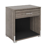 Edison Collection Night Stand- Salt Oak