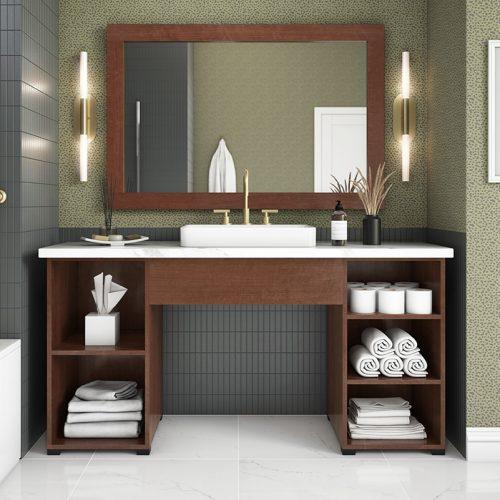 lang hospitality furniture versatile vanity