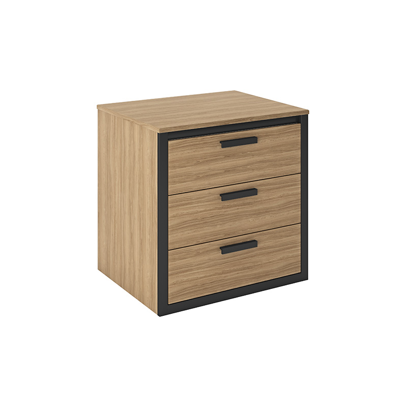3 Drawer Chest - Fawn Cypress