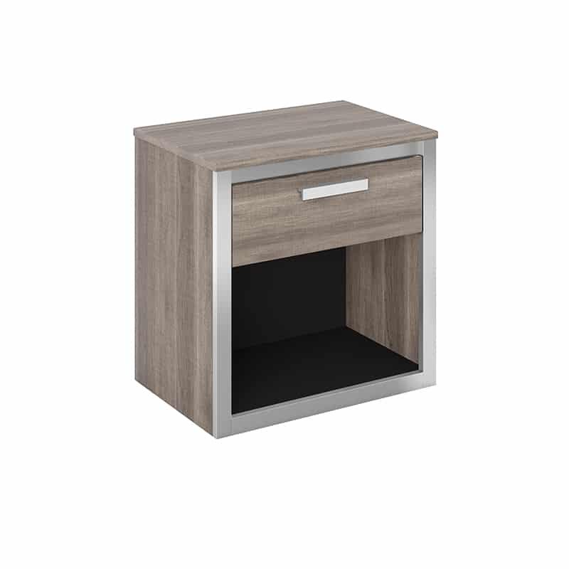 Night Stand w/Drawer - Salt Oak