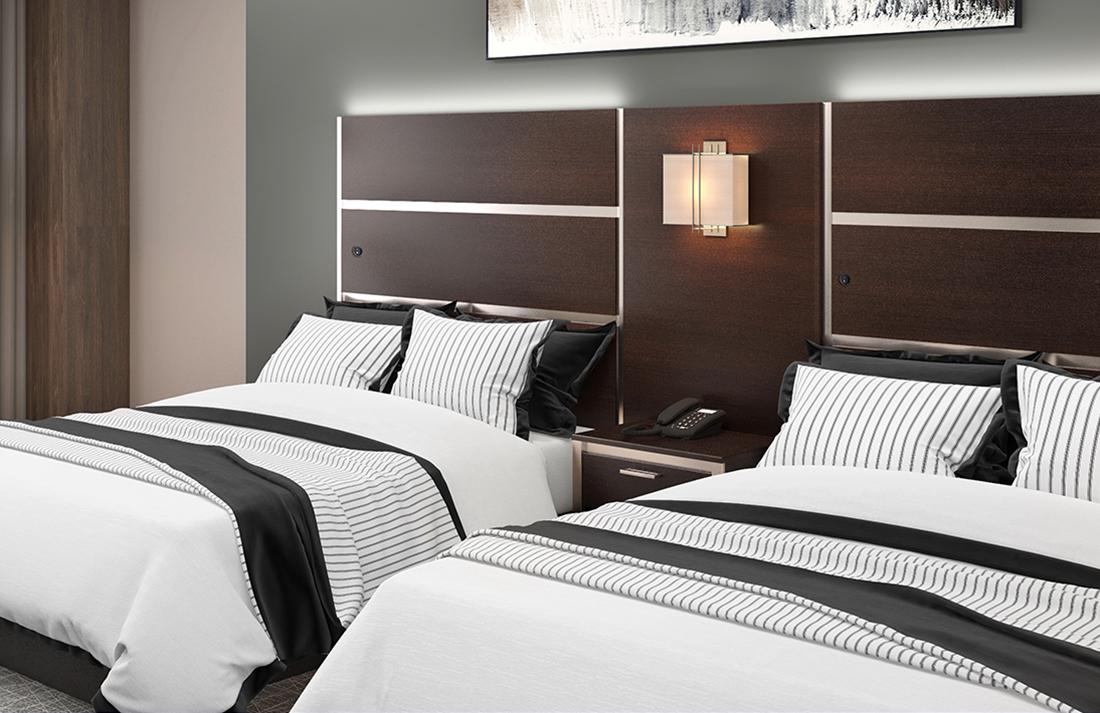 Lang Customized Hotel Furniture